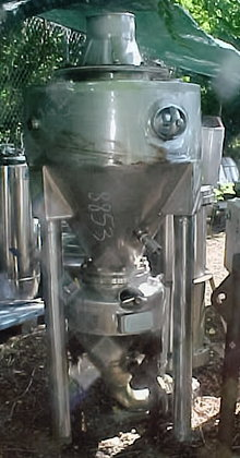 Stainless Steel Reciever Tank 40