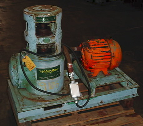 Lightnin Stationary Mixer 3 Horsepower
