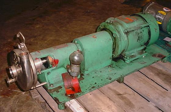 Tri Clover Centrifugical Pump Triclover