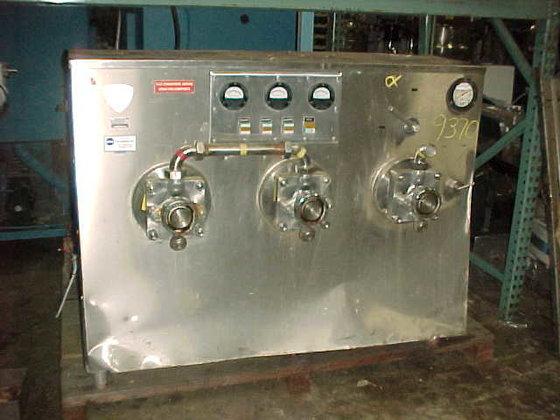Apv Triple Barrel Heat Exchanger
