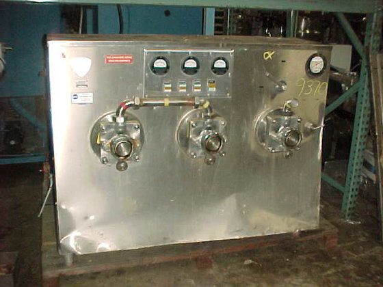 Apv Triple Barrel Heat Exchanger