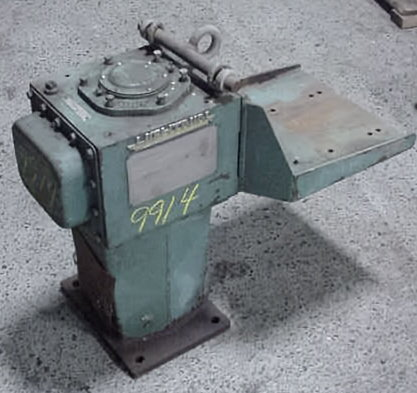 Lightnin Stationary Mixer Lightnin Model