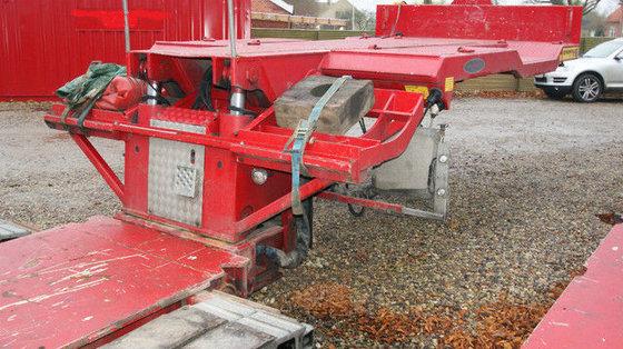 2009 Faymonville Tiefbett für Mährdrescher/Combine