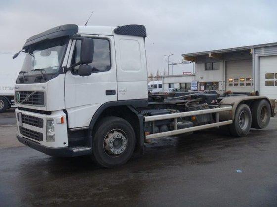 2011 Volvo FM 400 6X2