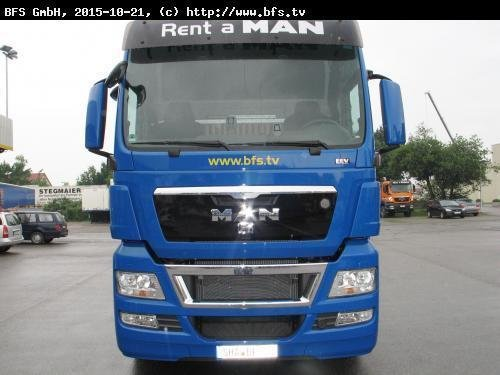 2012 MAN TGX 18.480 4x2