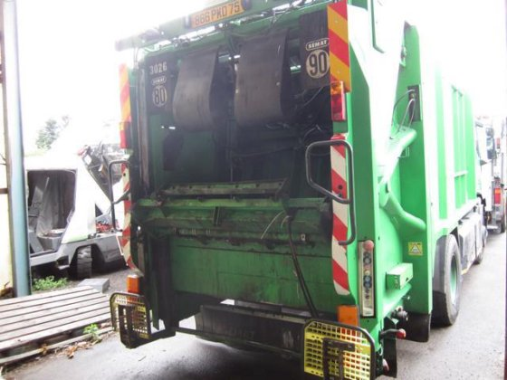 2003 Iveco Eurotech Garbage truck