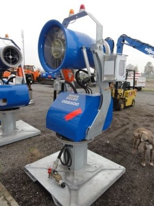 2011 DSS 500 Staubbindesystem LST