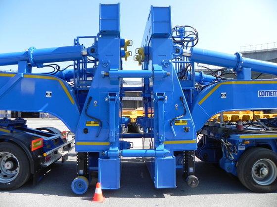 2015 Cometto Windmill adapters Semi-trailer