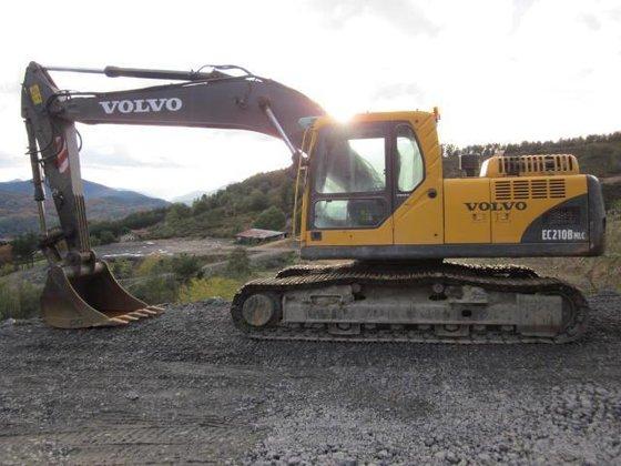 2006 Volvo EC210 Crawler excavator