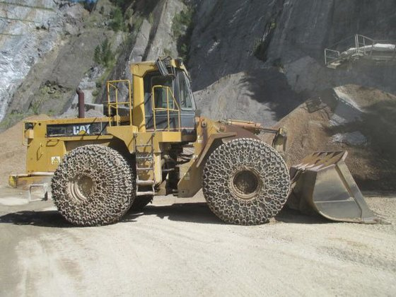 1995 Caterpillar CAT 980 F-II