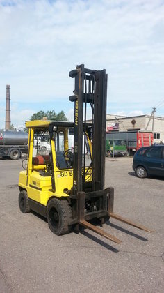 2004 HYSTER HYSTER H.3.00XM 4-wheel