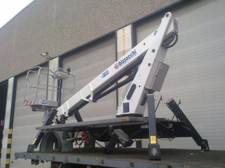 2007 Bizzochi Antel 162 Telescopic