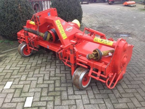 2005 Kuhn EL 142 Harrow