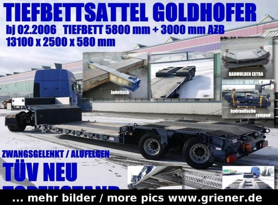 2006 Goldhofer STZ TL2 28/80A