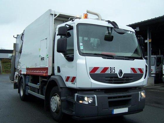 2008 Renault Premium 280.19 Garbage