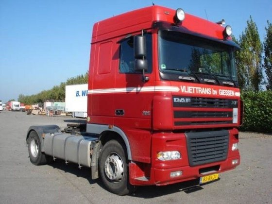 2006 DAF FT XF95.380 Euro3