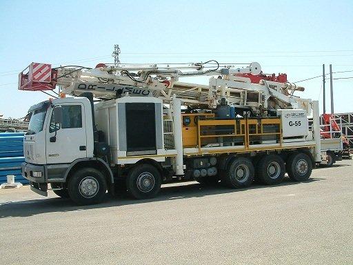 2005 Drillmec G55 Drilling machine