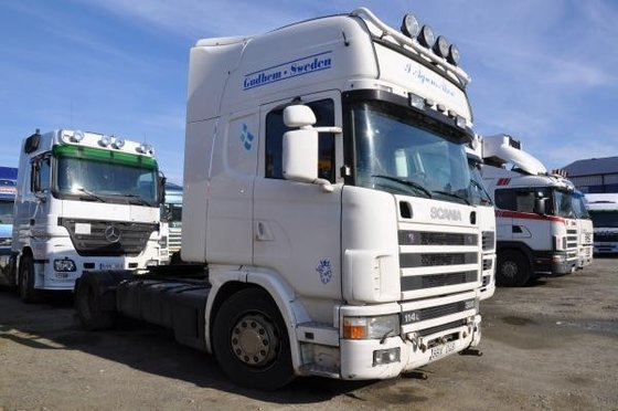 2001 Scania 114 Tractor unit