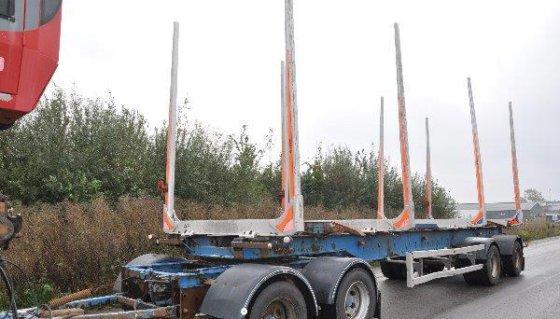 2007 Parator PARATOR Timber transport