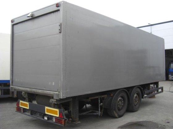 1999 Kögel ZVKA18 Refrigerator trailer