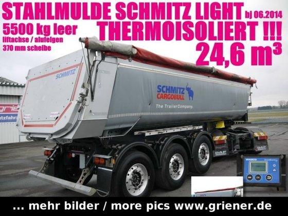 2014 Schmitz Cargobull SKI 24/