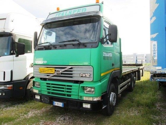 2000 VOLVO FH12 460 Flatbed
