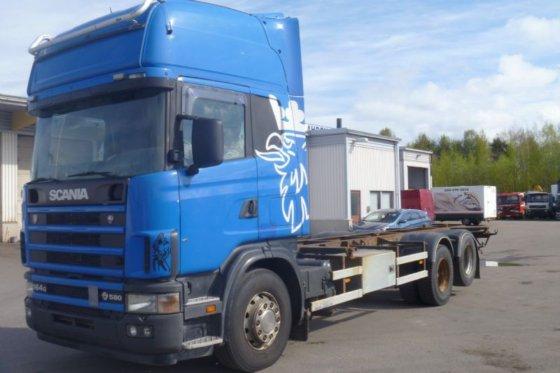 2004 Scania R 164 GB