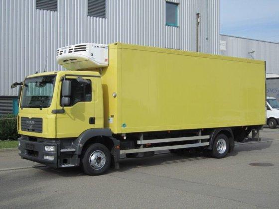 2008 MAN TGM 12.280LL Kühlkoffer
