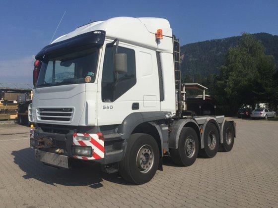 Iveco Trakker A720T540 SIVI250 8x4