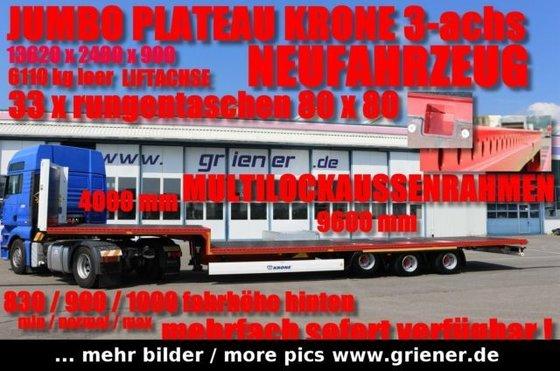2015 Krone SDP 27/zLT4 BS