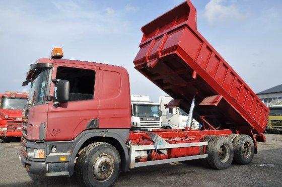 1999 Scania 114 340 6X2