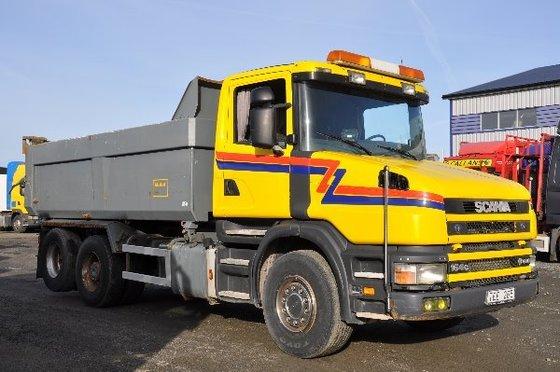 2003 Scania T124 470 6X2