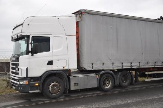 2003 Scania 470 6X2 Tractor