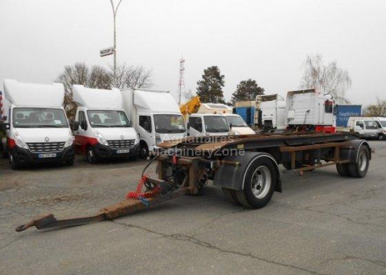 1996 Lévêque PORTE-BENNE Chassis semi-trailer