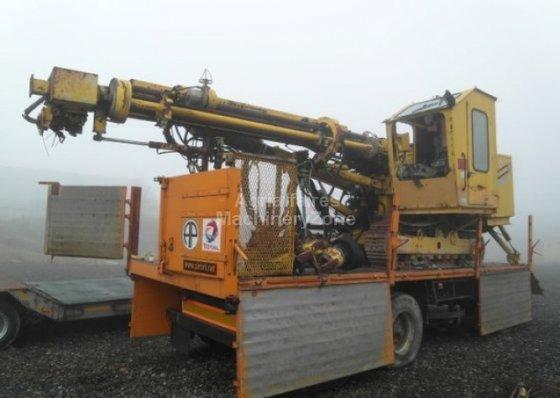 BRÖHLER DTC 122 DHD Drilling