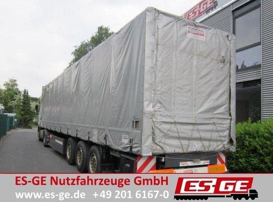 2008 ES-GE 3-Achs-Sattelauflieger mit Schiebeverdeck