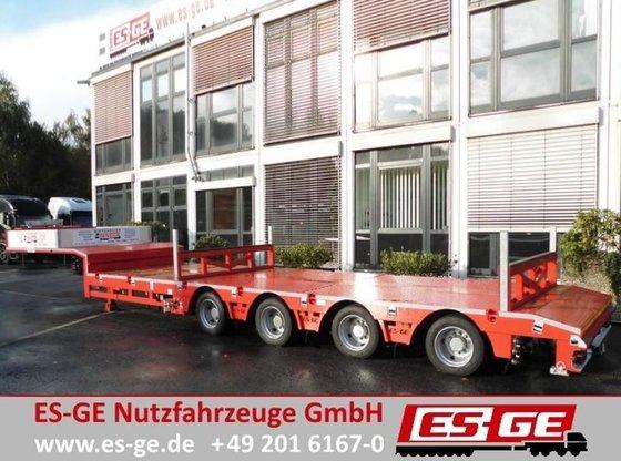 2014 ES-GE 4-Ach-Sattelatieflader - ETS