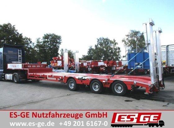 2015 ES-GE 3-Achs-Satteltieflader - Radmulden