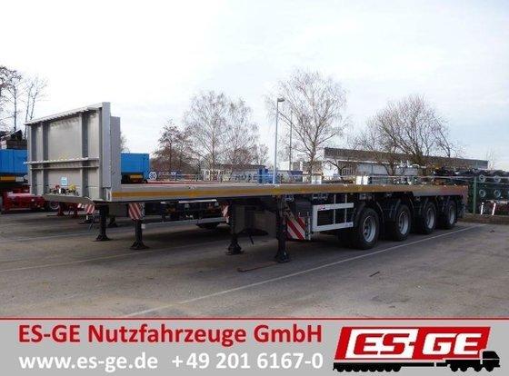 2012 ES-GE 4- Achs-Sattelauflieger -