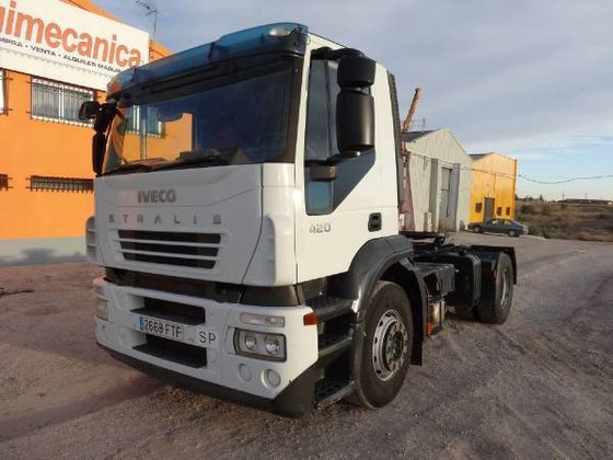 2007 Iveco Stralis AS 420