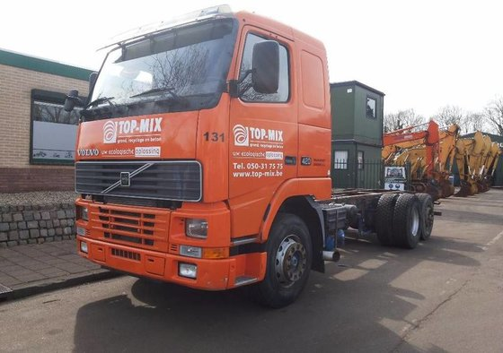 1995 VOLVO FH12.420 Cab chassis
