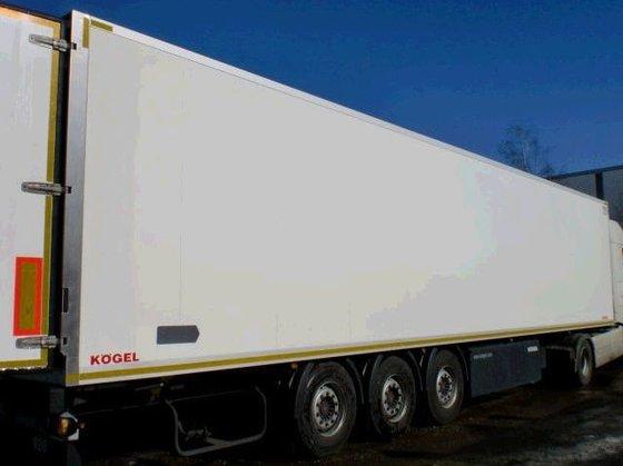 2013 Koegel Tiefkühlauflieger Refrigerator semi-trailer