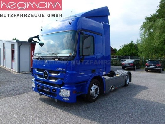 2012 Mercedes-Benz 1844 LSnRL, SafetyPaket,