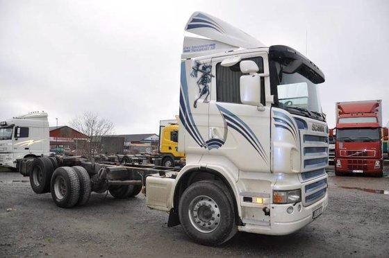 2008 Scania R480 6X2 Parabel/Manuell