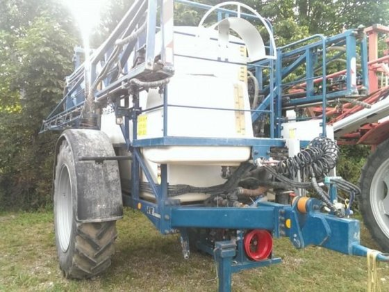 2005 RTS Primus 35/18 Trailed