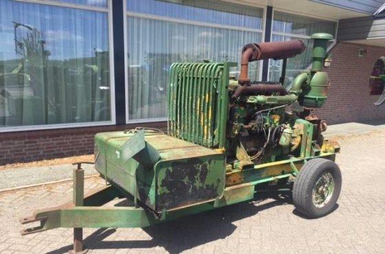 DAF motorpompset/ stationaire pompset Irrigation