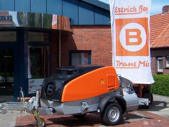2016 Brinkmann 450 Concrete pump
