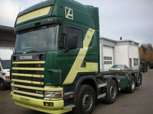 2003 Scania R 164 GB