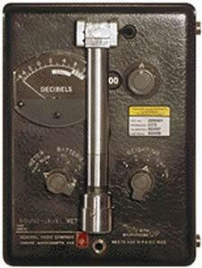 General Radio 1551C Sound-Level Meter