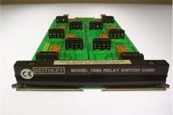 Keithley 7066 Relay Switching Card